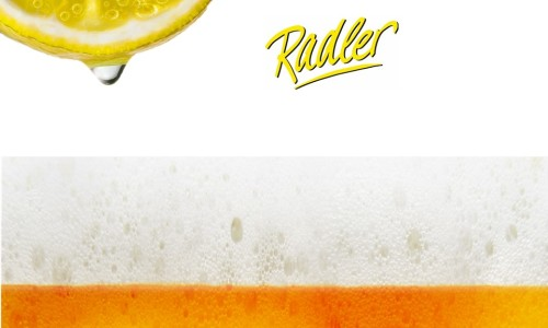 Radler - øl med fersk sitronbrus
