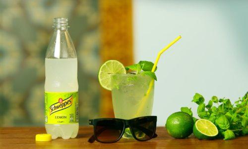 Schweppes alkoholfrie drinker