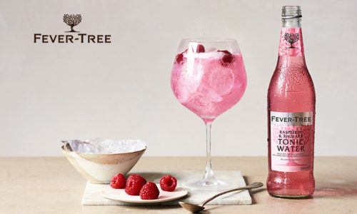 Fever-Tree Raspberry Rhubarb