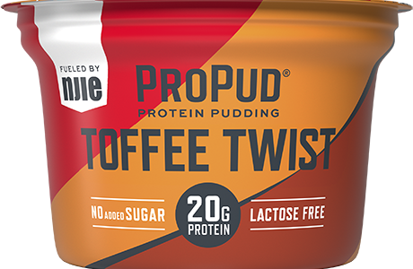 Nyhet: ProPud Toffee twist!